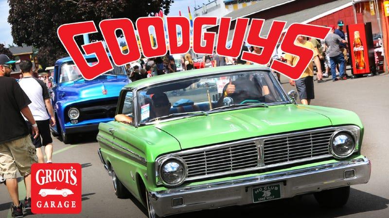 Goodguys 33rd Griot's Garage Pacific Northwest Nationals
