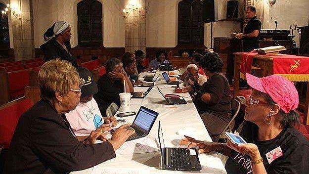 Volunteers call voters ahead of election