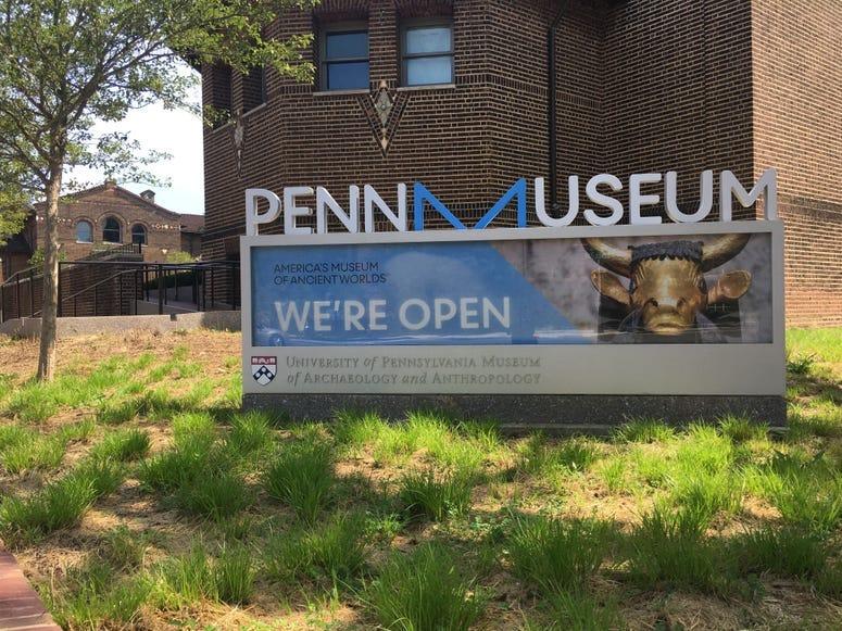 The Penn Museum