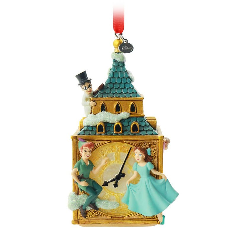 Peter Pan and Darling Children Sketchbook Ornament Disney 2020