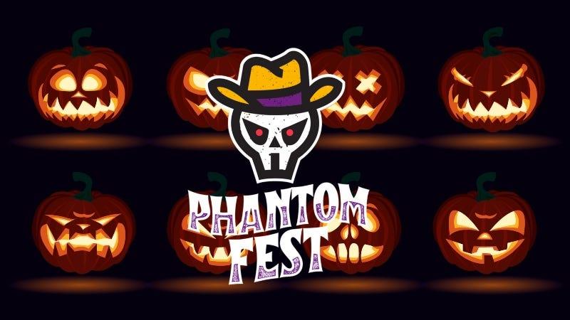 Phantom Fest Opening Night Pumpkins  800x450 Getty Images