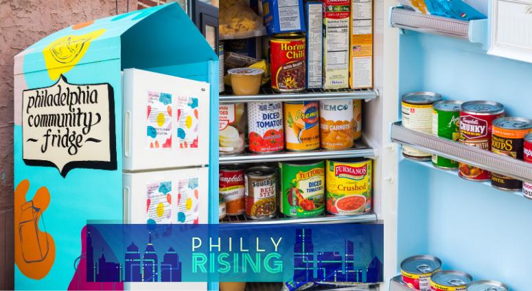 Philadelphia Community Fridge