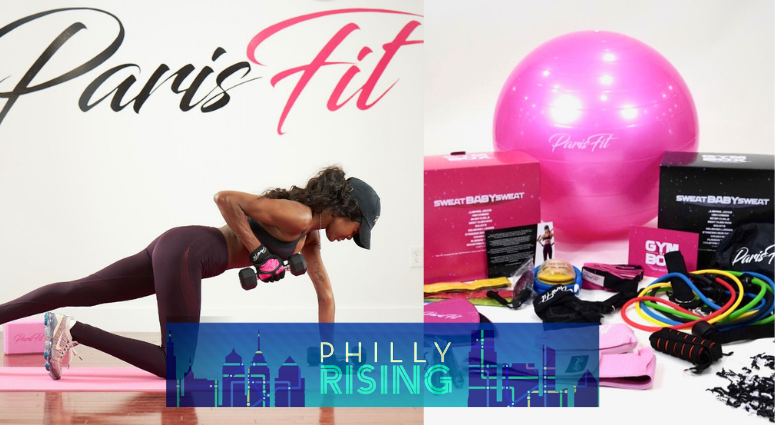 Philly Rising: Paris Fitness owner celebrates anniversary during pandemic