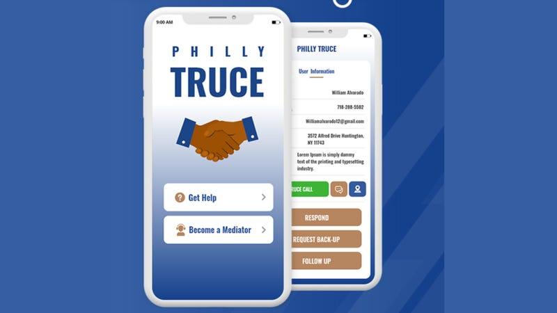 Philly Truce app