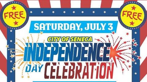 City of Seneca Independence Day Celebration