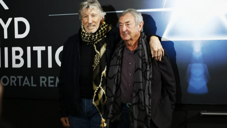 Watch Roger Waters Perform an Early Pink Floyd Song with Nick Mason