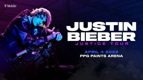 "Justin Bieber ""Justice Tour 2022"""