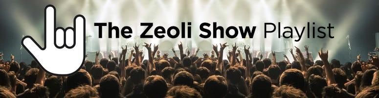 Zeoli Show Playlist