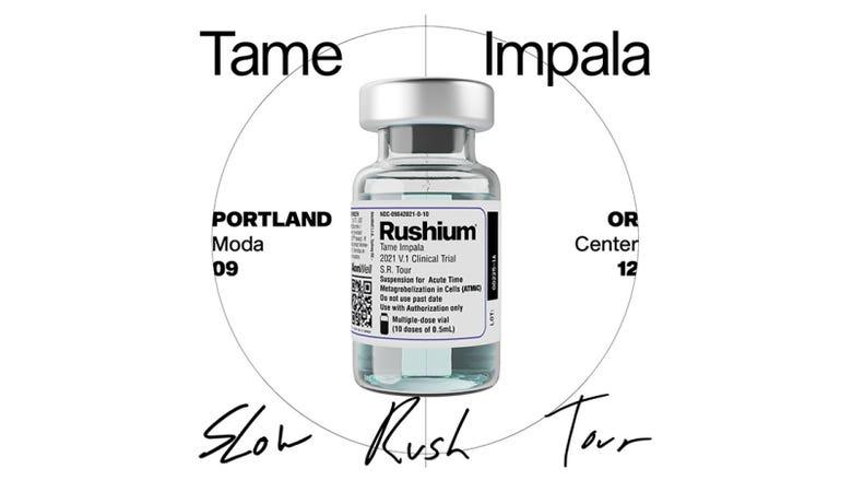 Tame Impala - RESCHEDULED