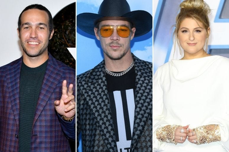 Fall Out Boy, Diplo, and Meghan Trainor Guest Star on 'The Price Is Right'