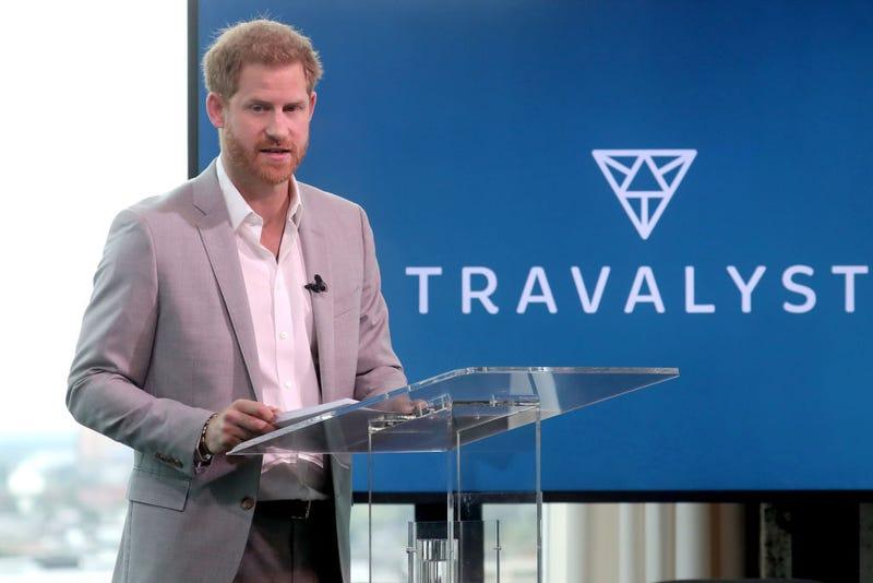 Prince Harry Travalyst