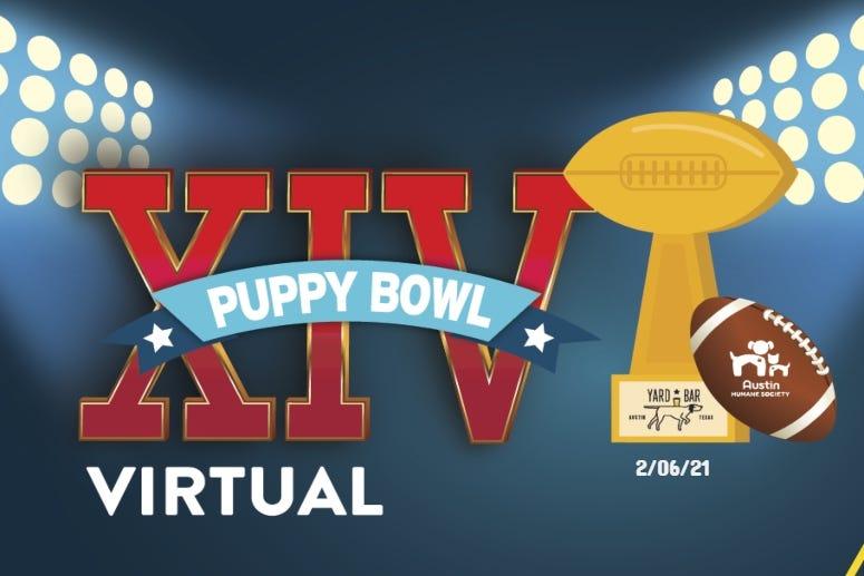 AHS Virtual Puppy Bowl 2021