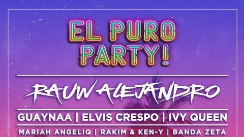 El Puro Party