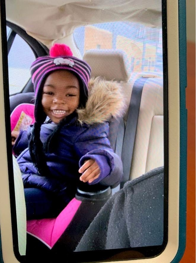 Endangered missing child found safe