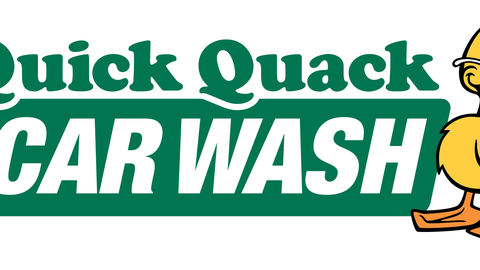 12 Days of Free Car Washes at Quick Quack Grand Opening!
