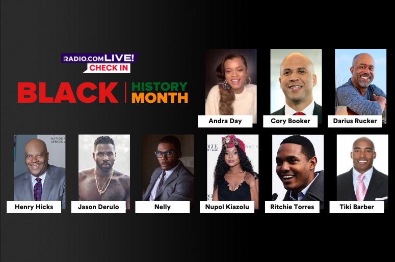 RDC Black History Month Check In