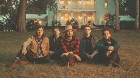 NEEDTOBREATHE Into the Mystery Tour with Switchfoot, The New Respects