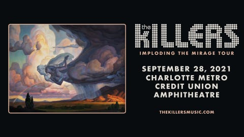 The Killers: Imploding The Mirage Tour