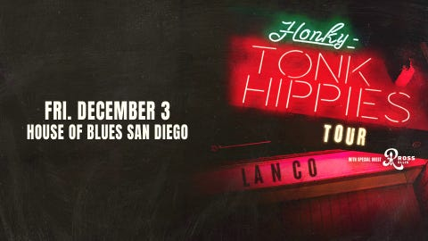 Lanco at House of Blues San Diego