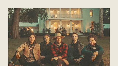NEEDTOBREATHE with special guests Switchfoot and The New Respects