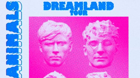 Glass Animals - Dreamland Tour