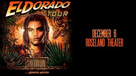 24kGoldn - El Dorado Tour