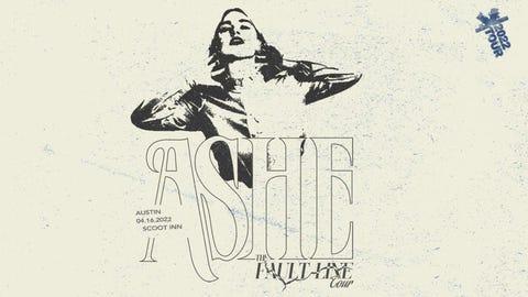 Ashe: The Fault Line Tour