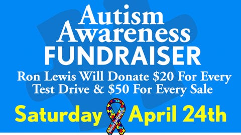 Ron Lewis Cranberry Autism Awareness Fundraiser