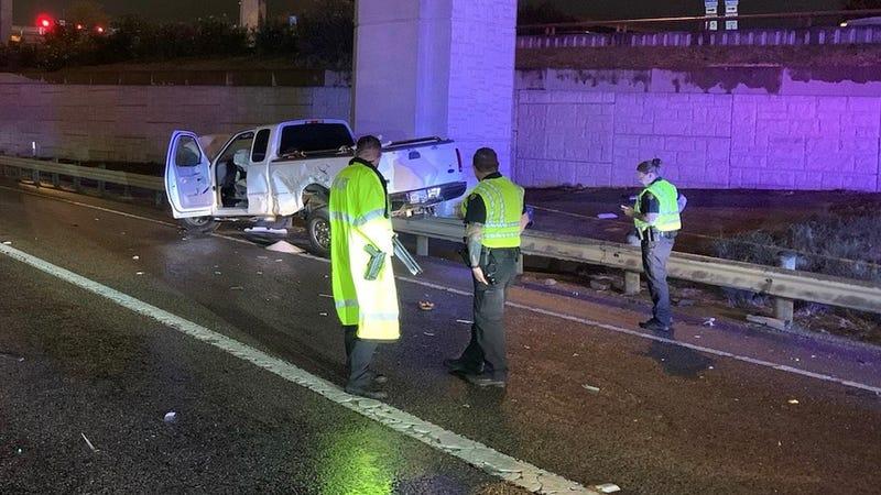 Interstate 35 crash in Round Rock
