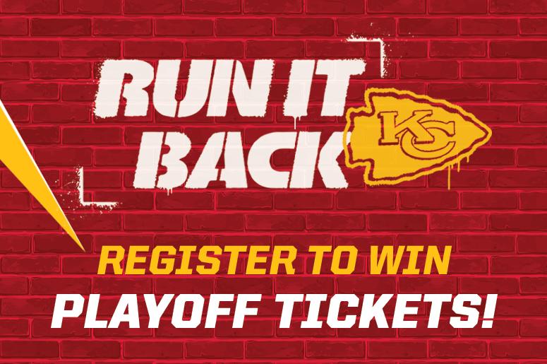 Kansas City Chiefs #RunItBack