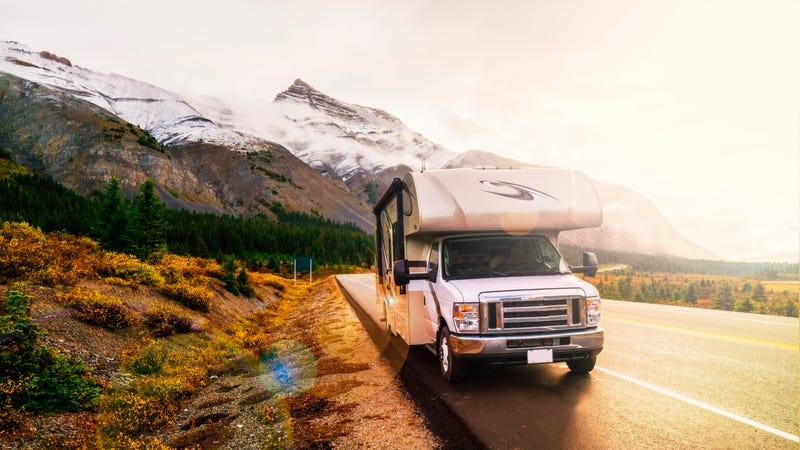 RV, vacation, road trip