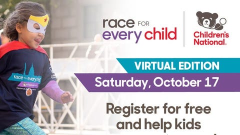 Race for Every Child: Virtual Edition