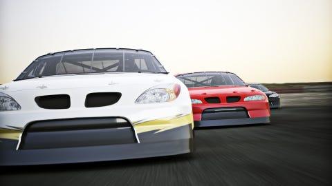 KISW Presents NASCAR Night at Evergreen Speedway
