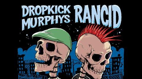 Rancid and Dropkick Murphys