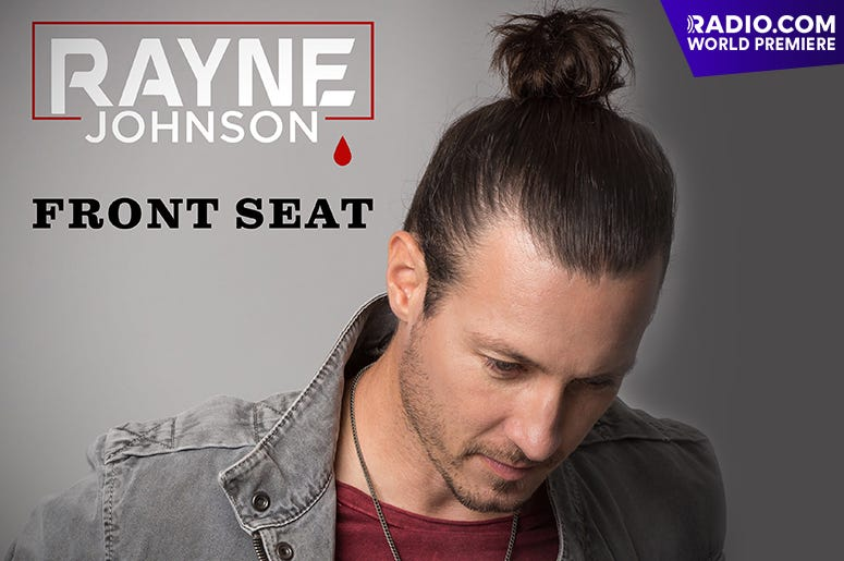 "Rayne Johnson ""Front Seat"""