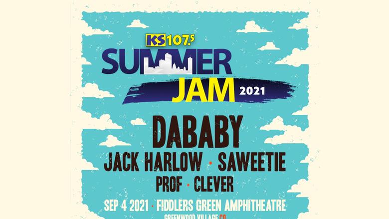 KS 107.5 Summer Jam!