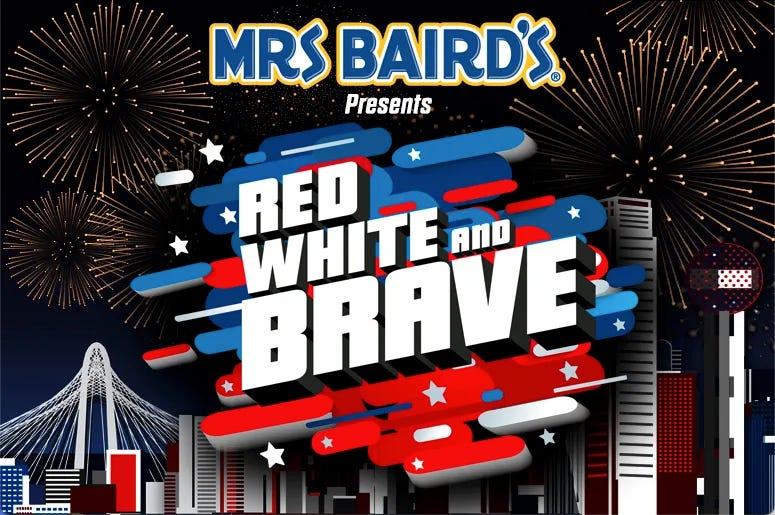 Red, White & Brave