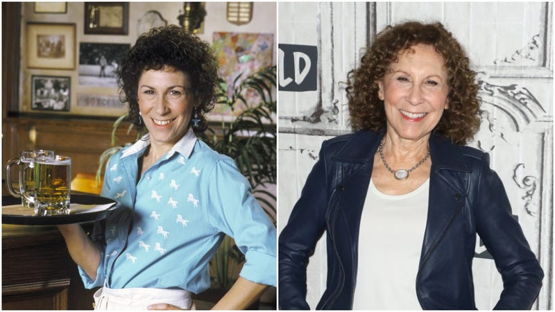 "Rhea Perlman on ""Cheers"" and the Build studio"