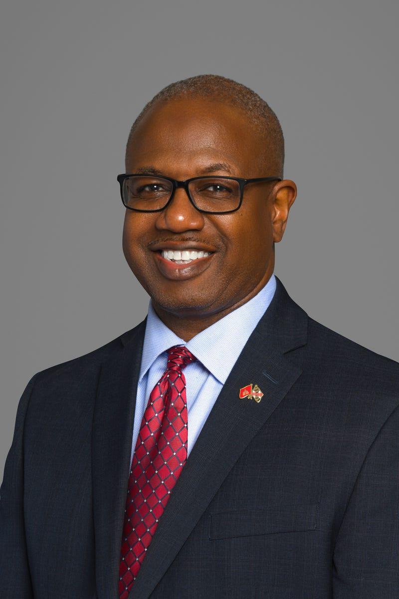 Greater Baltimore Urban League Board Chairman & Baltimore/Washington Thurgood Marshall  Airport Executive Director & CEO Ricky Smith