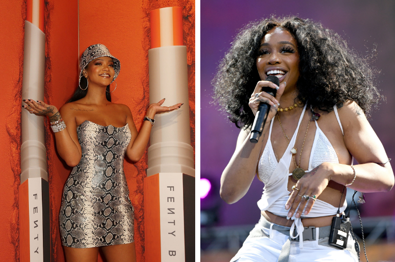 Rihanna Sends SZA Gift Card After Sephora Employees Accused