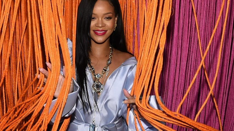 It's Been 13 Years Since Rihanna First Hit Number One, and She Hasn't Stopped Since