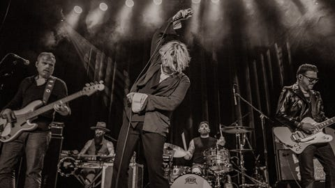 Rival Sons - Pressure and Time 10 Year Anniversary Tour