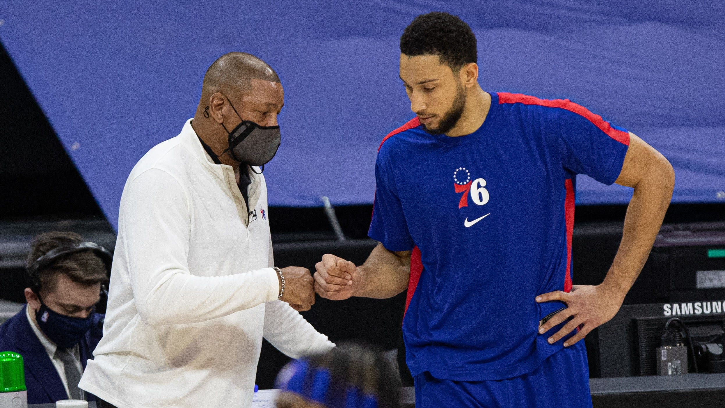Report: Ben Simmons unable to forgive Doc Rivers