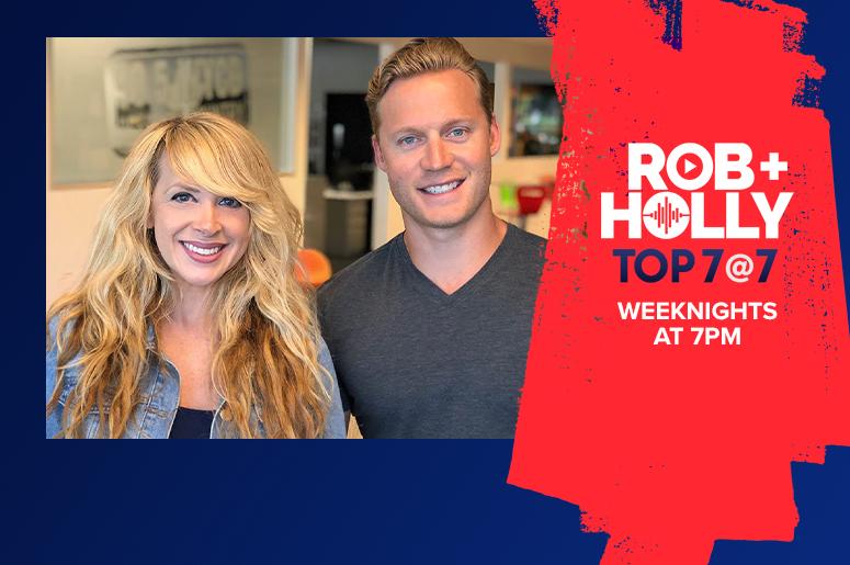 Rob + Holly