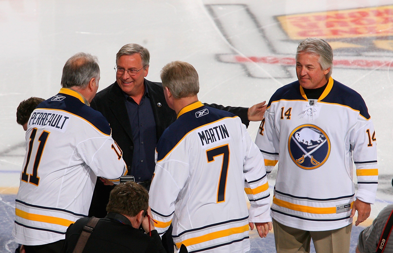 René Robert's teammates remember the Sabres legend