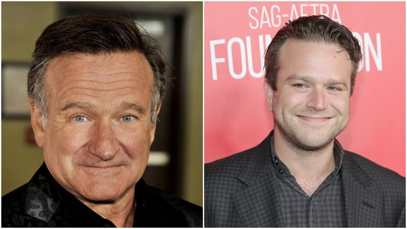 Robin Williams, Zak Williams