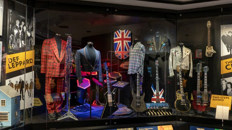 See the Rock & Roll Hall of Fame's Class of '19 Exhibit
