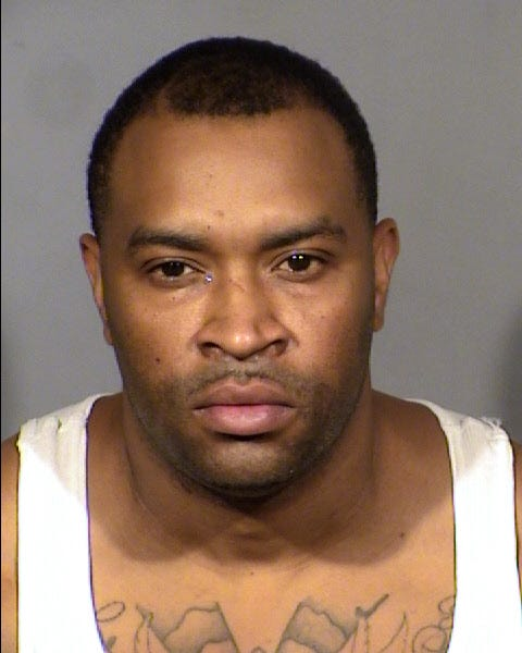 Mug shot of murder suspect Roderick Lee