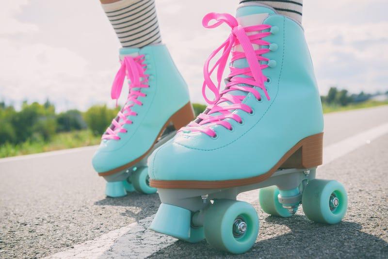 Roller skates (getty)