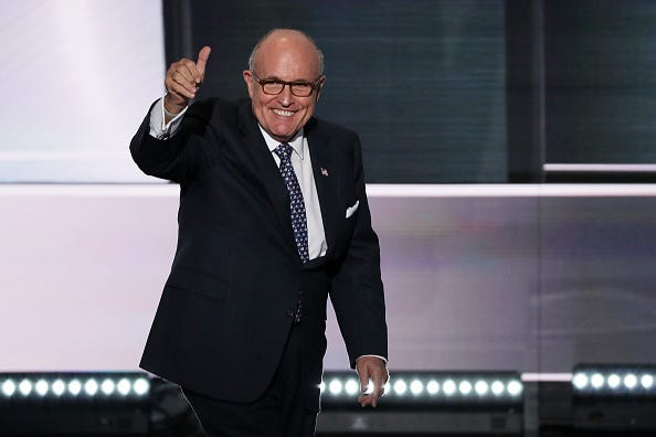 Rudy Giuliana claims Detroit 'most corrupt city in America,' offers no proof
